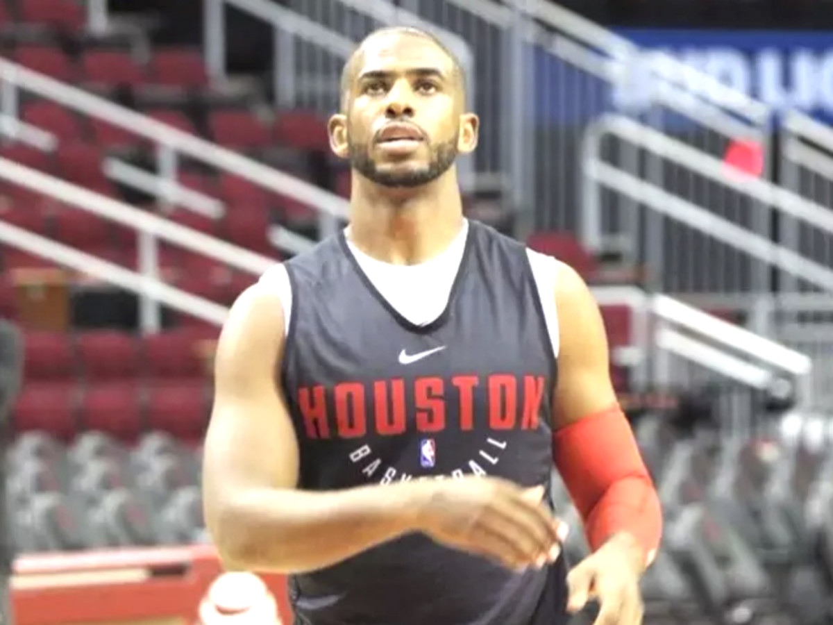 Houston Rockets Chris Paul