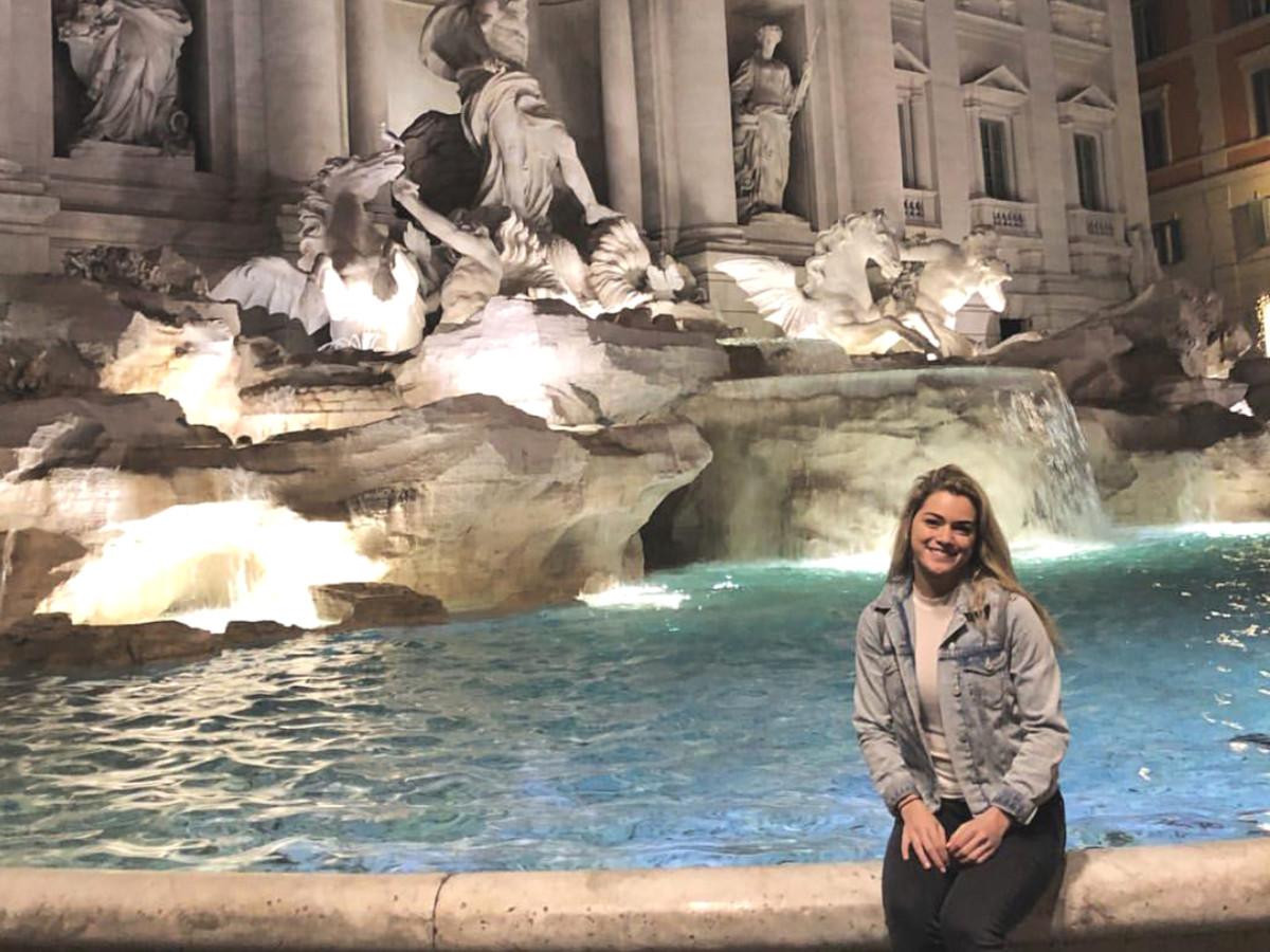 Houston JJ Watt Instagram Italy trip