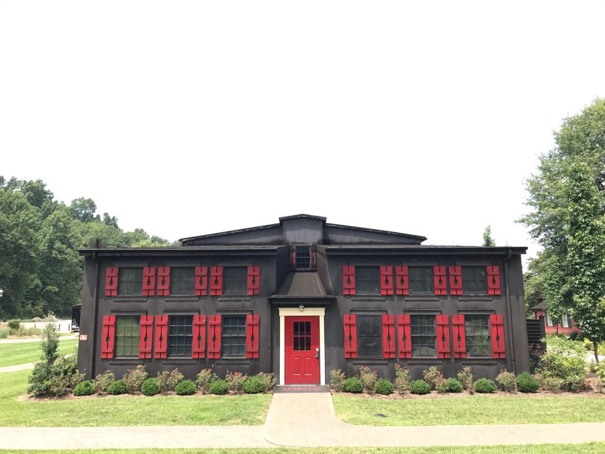 Houston Bourbon Consortium Maker's Mark Distillery
