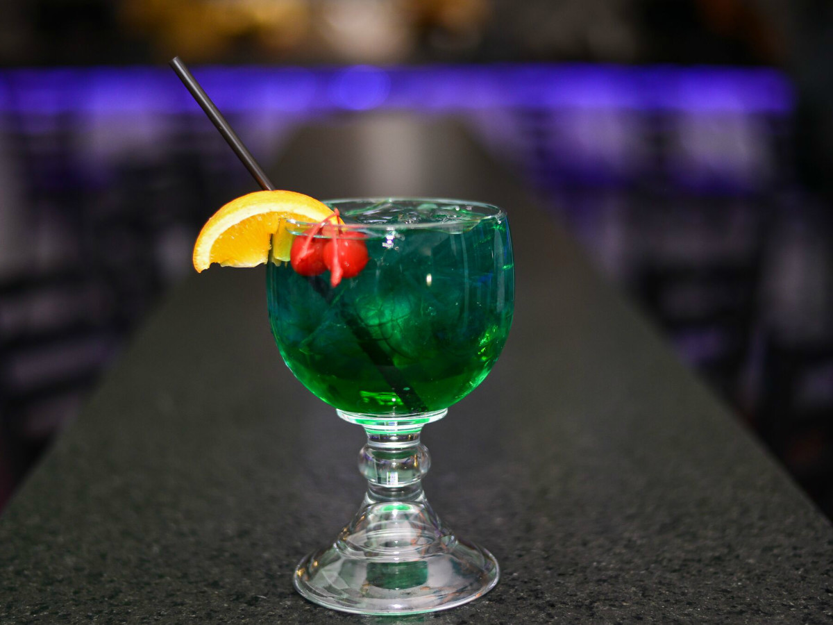 Groove Bar Boo-Ya cocktail SATX