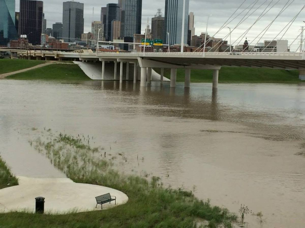 Trinity River, Dallas