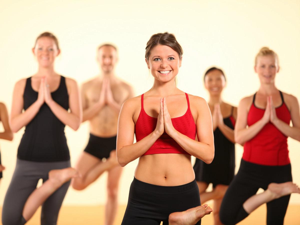 Bikram Yoga Dallas