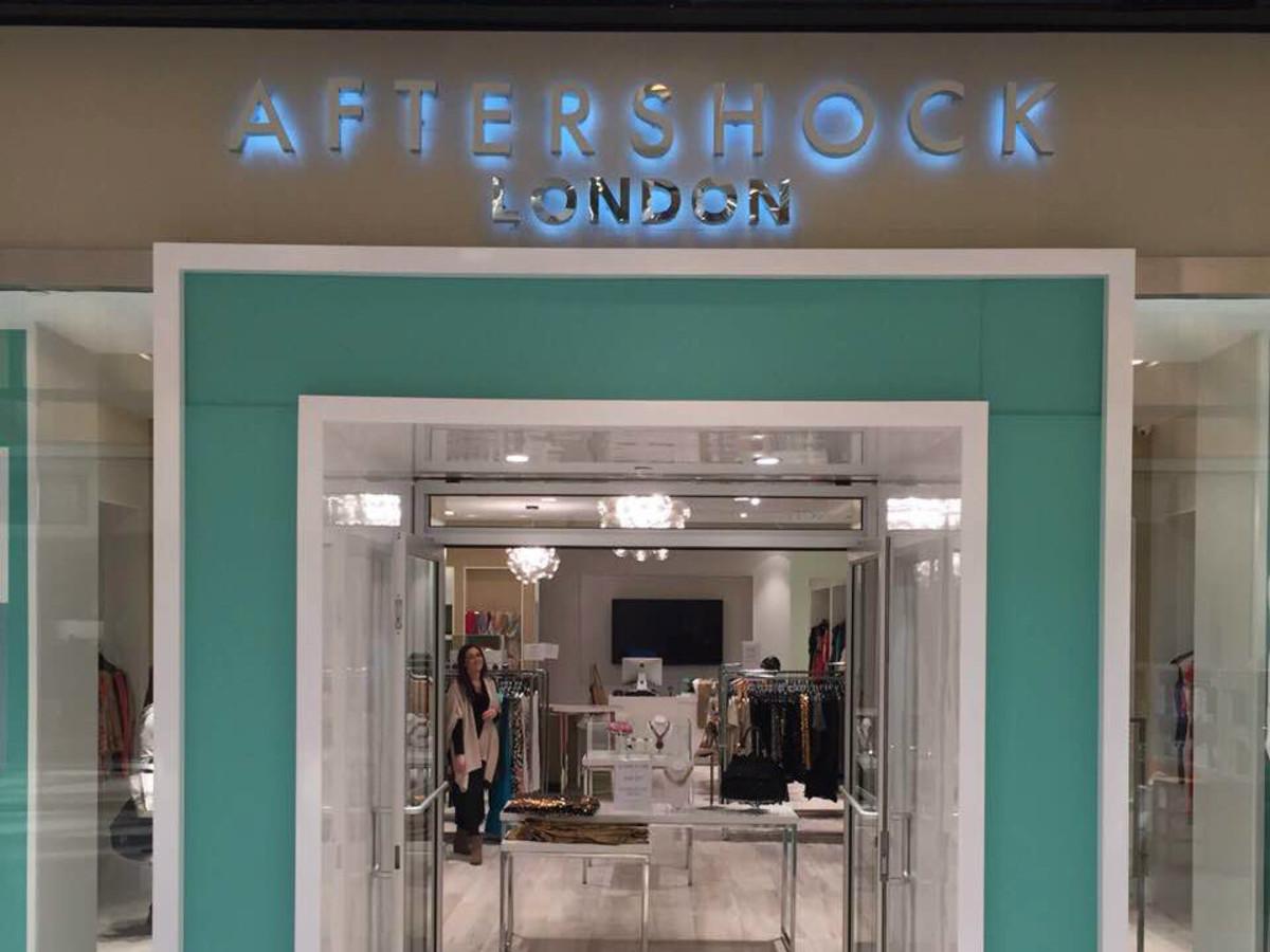 Aftershock London at Galleria Dallas