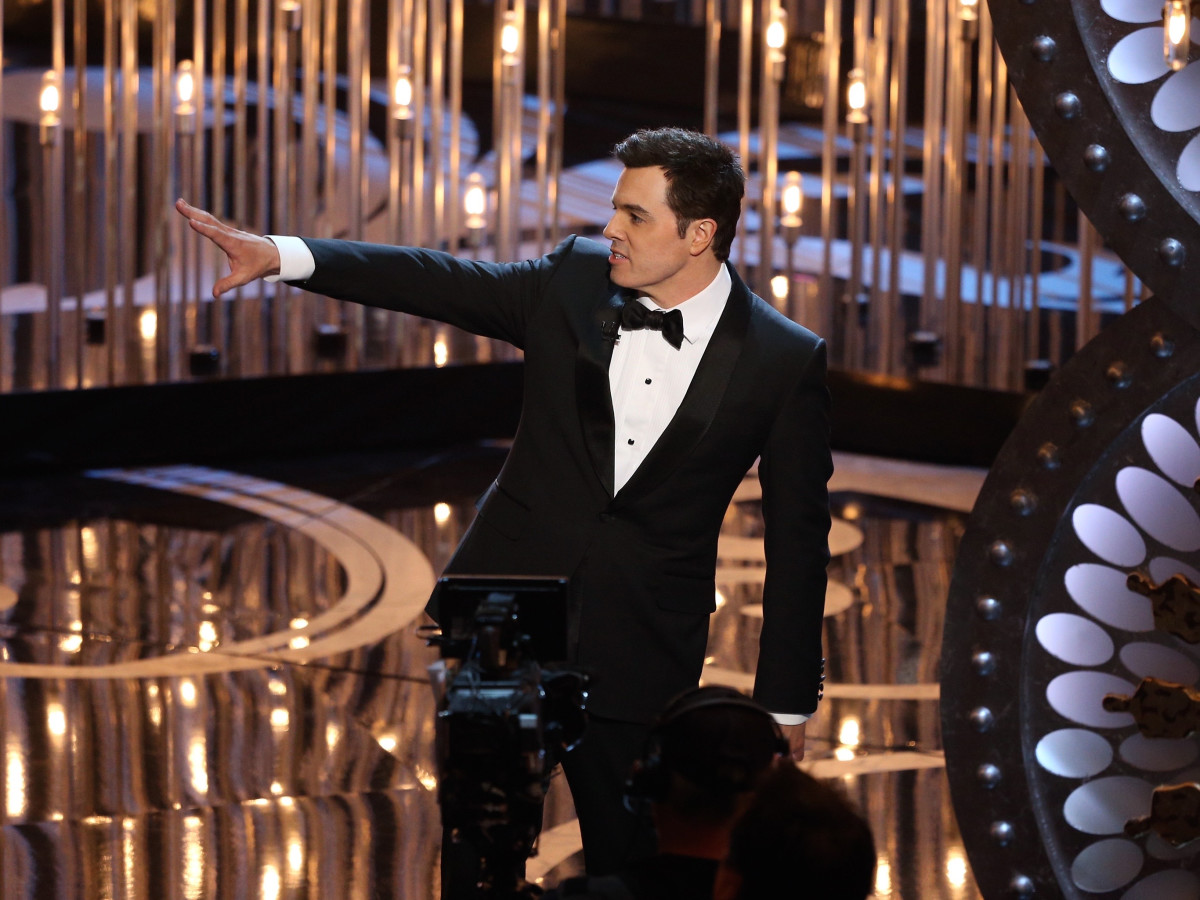 Seth MacFarlane, Academy Awards, February 2013