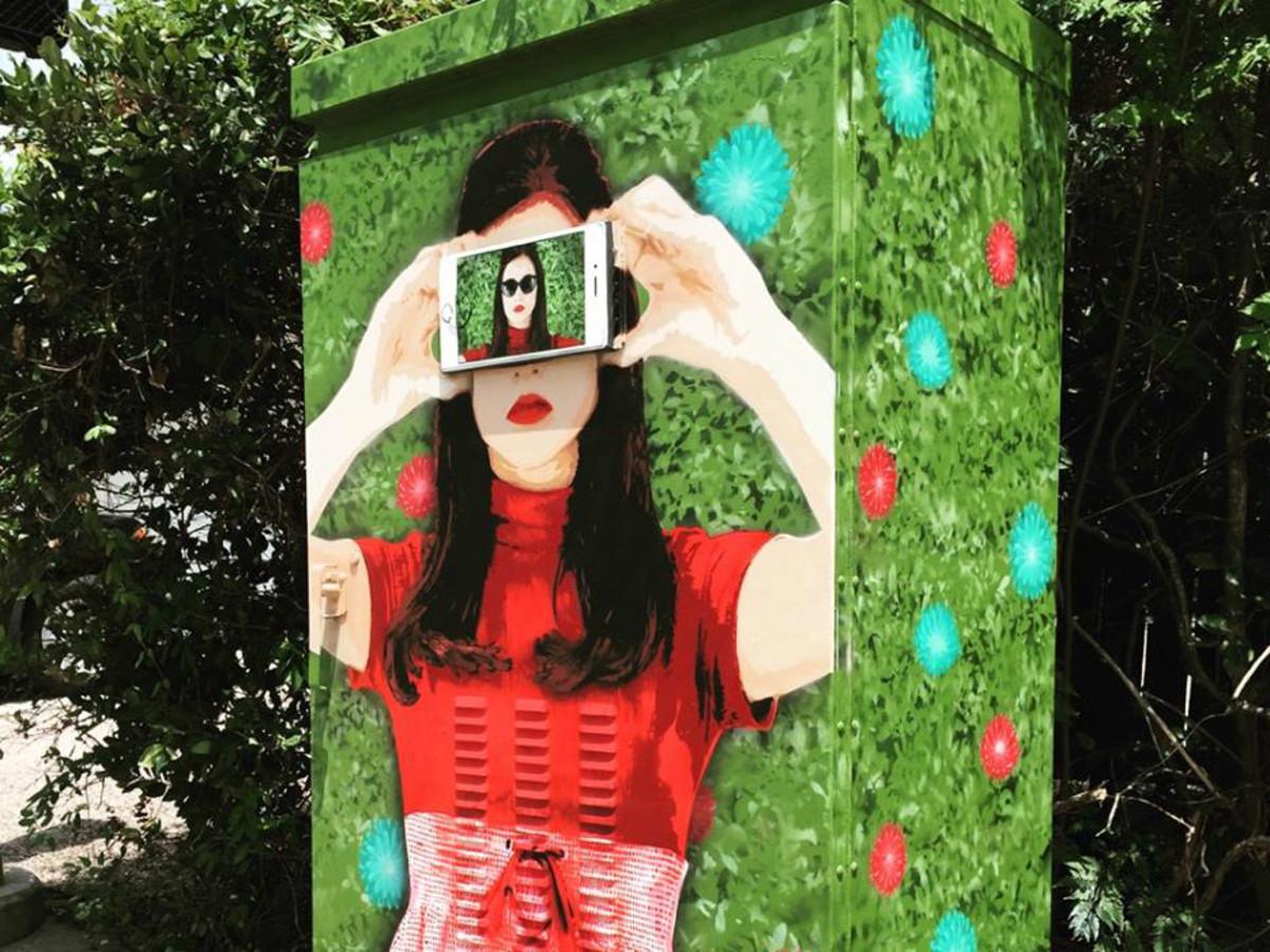 Mini Murals Houston