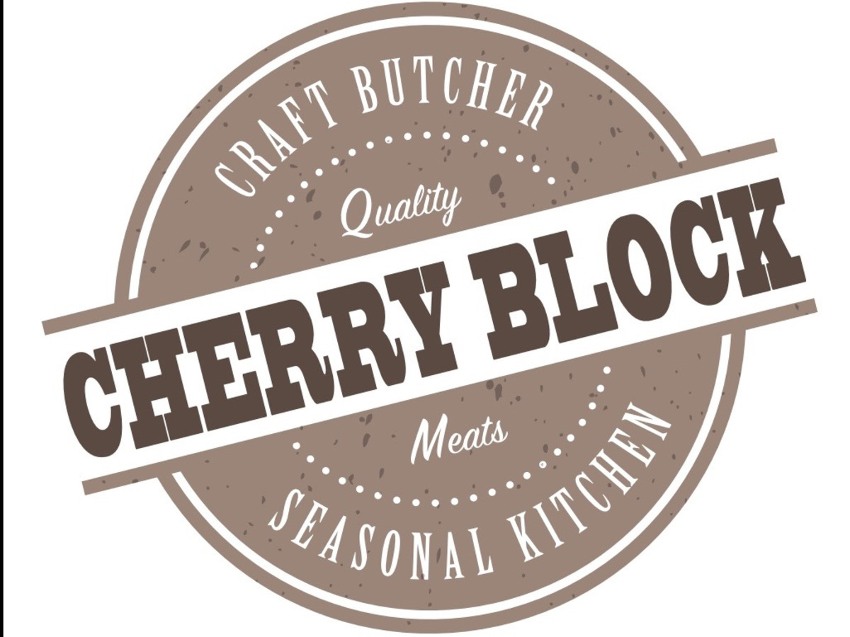 Cherry Block logo Bravery Chef Hall Felix Florez