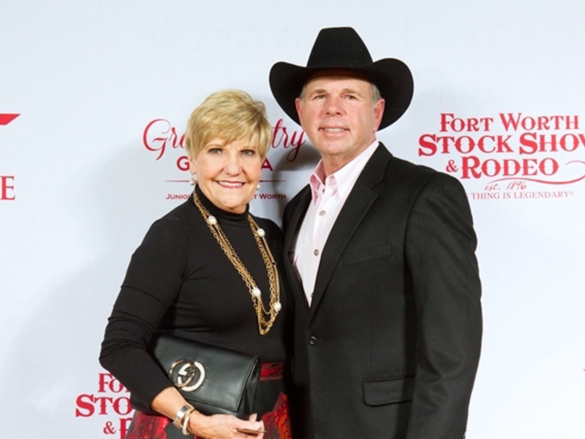 Fort Worth, JLH Grand Entry Gala, January 2018, Betsy Price, Tom Price