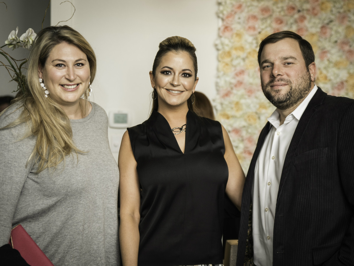 Brooke Sheedy, Karen Cuellar-Schmelzer, Justin Sheedy