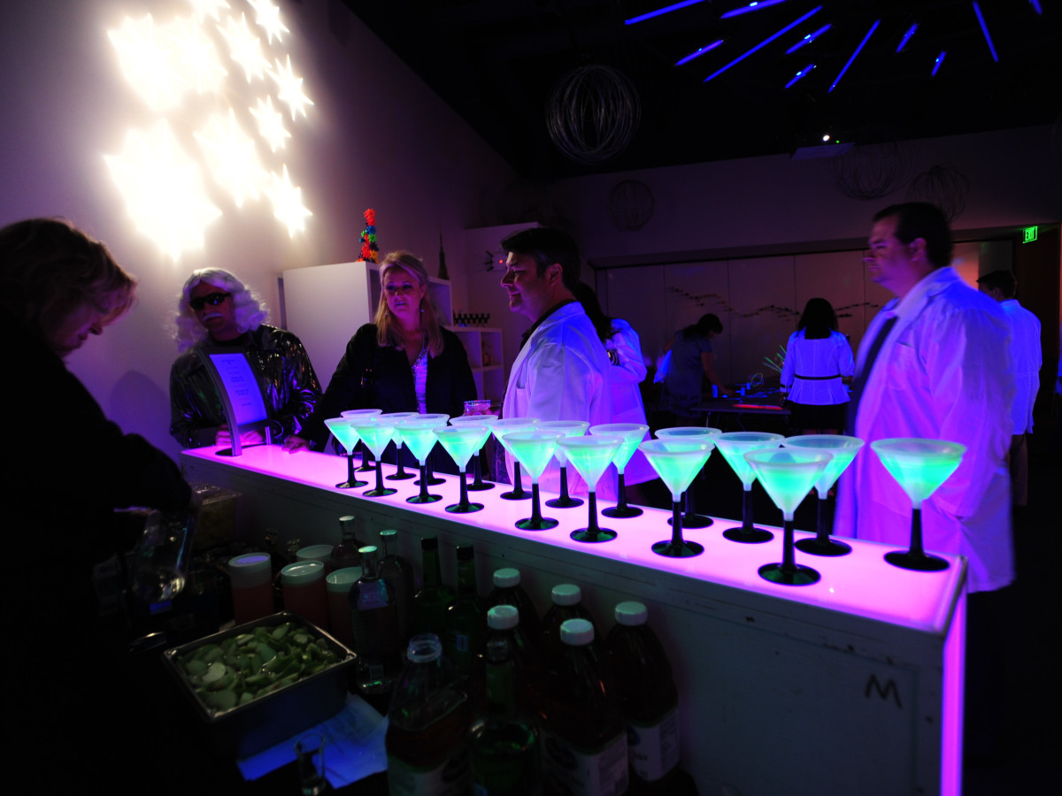 Mad Scientist Ball, Fort Worth Museum of Science and History