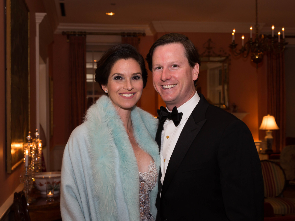 Houston, JLH Charity Ball, February 2018, Alicia Kimmel, Robert Kimmel