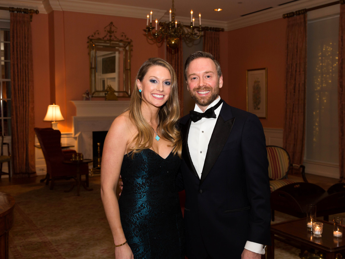 Houston, JLH Charity Ball, February 2018, Ashley Sloane, Jonathan Sloane