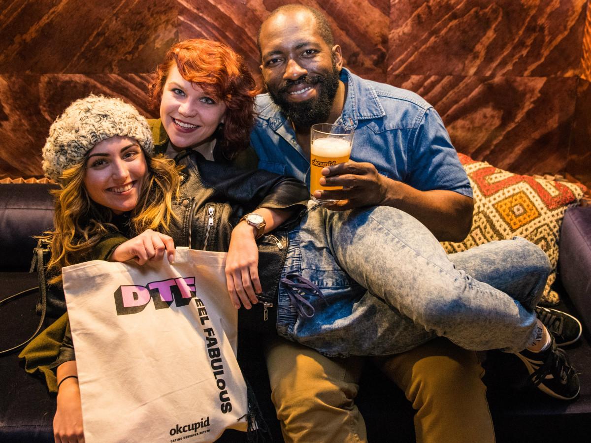 OkCupid Onesie Party