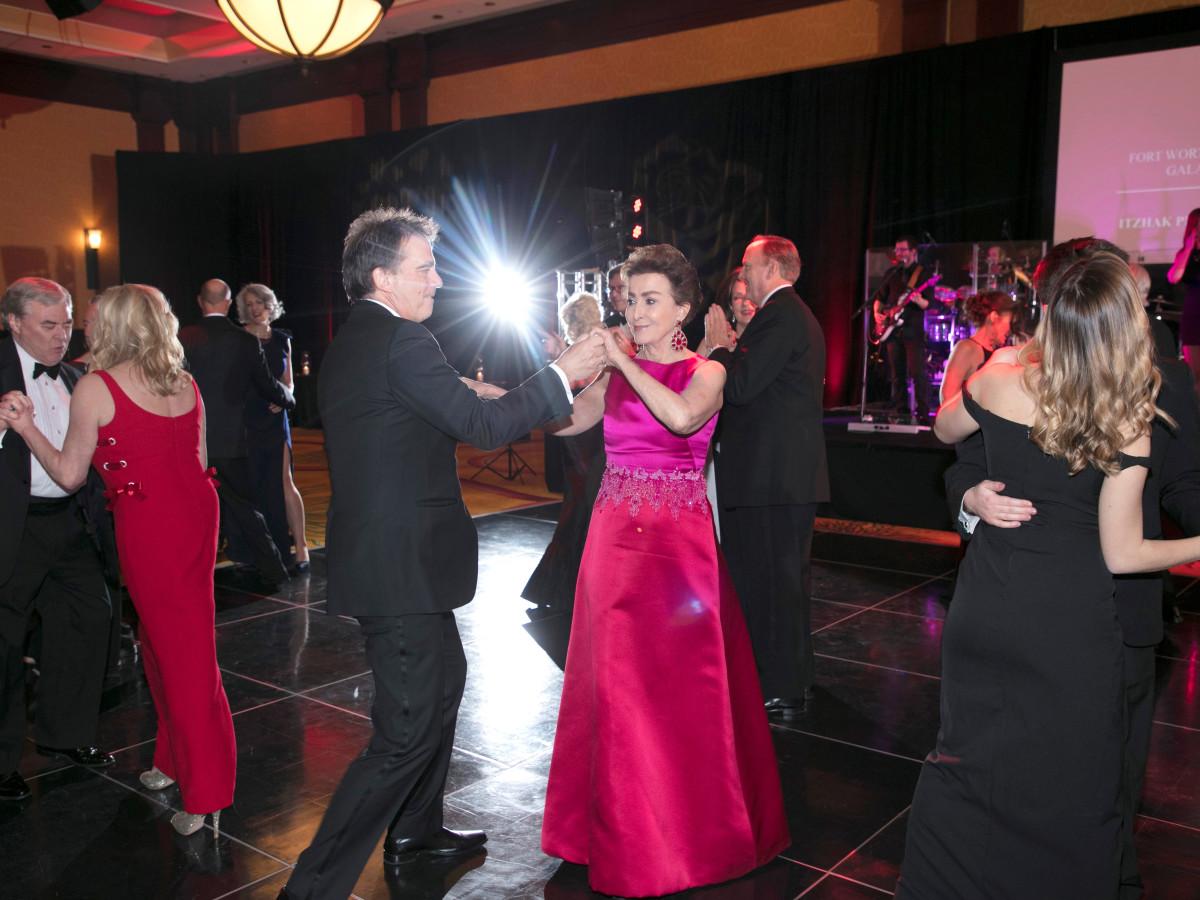 Fort Worth Symphony Gala 2018