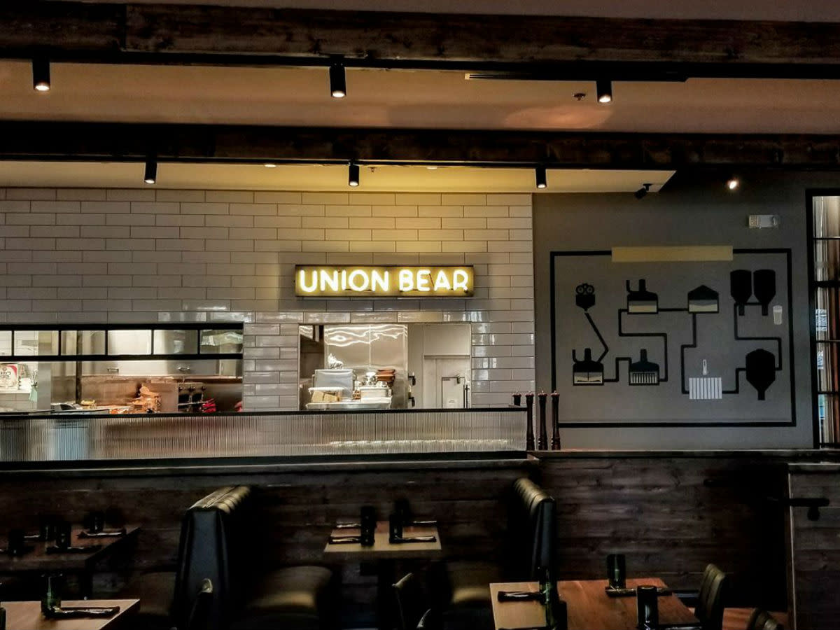 Union Bear in Plano