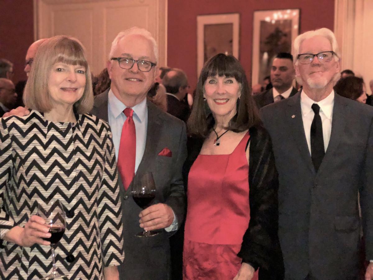 Julie Crawford, John Savage, Linda Lee, Jay Isham, Stage West, Acting with the Stars 2018