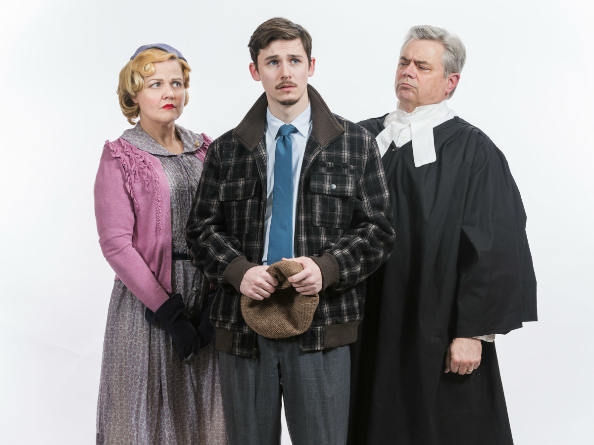 MainStage Irving-Las Colinas presents Witness for the Prosecution