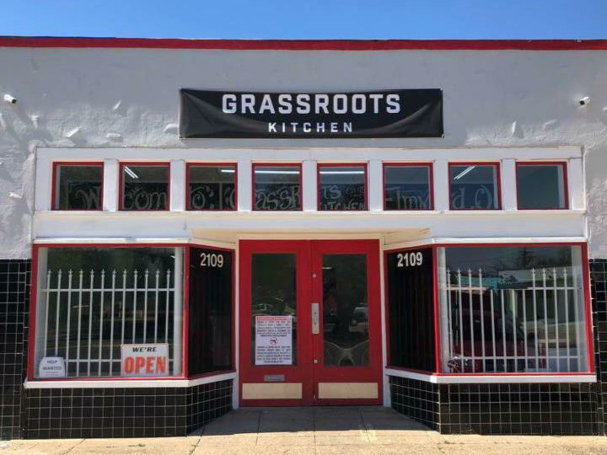 Grassroots Kitchen