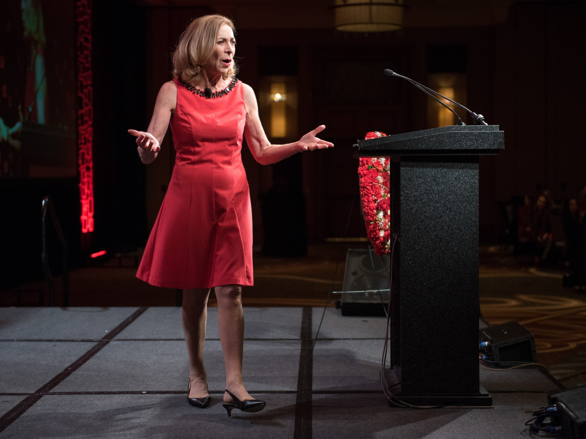 Katherine Switzer, Go Red for Women Fort Worth 2018