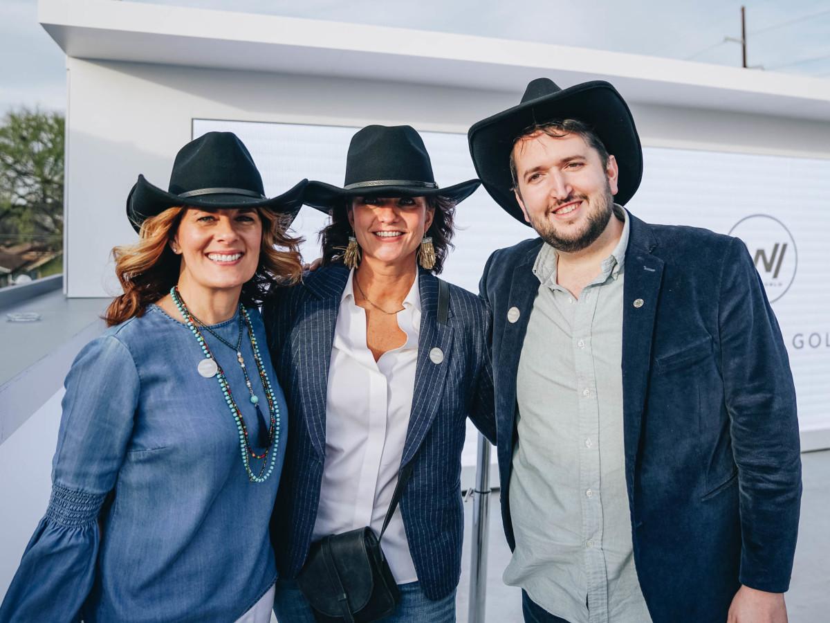 SXSW Westworld Experience at Eastside Tavern Hollie Rapello Betsy Hindman Chris Willard