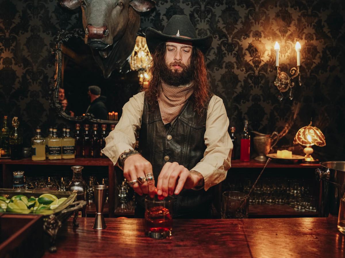 SXSW Westworld Experience Bartender