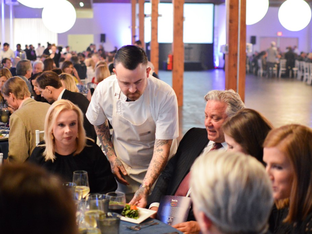 Chef Justin Box, Symphony of Chefs 2018