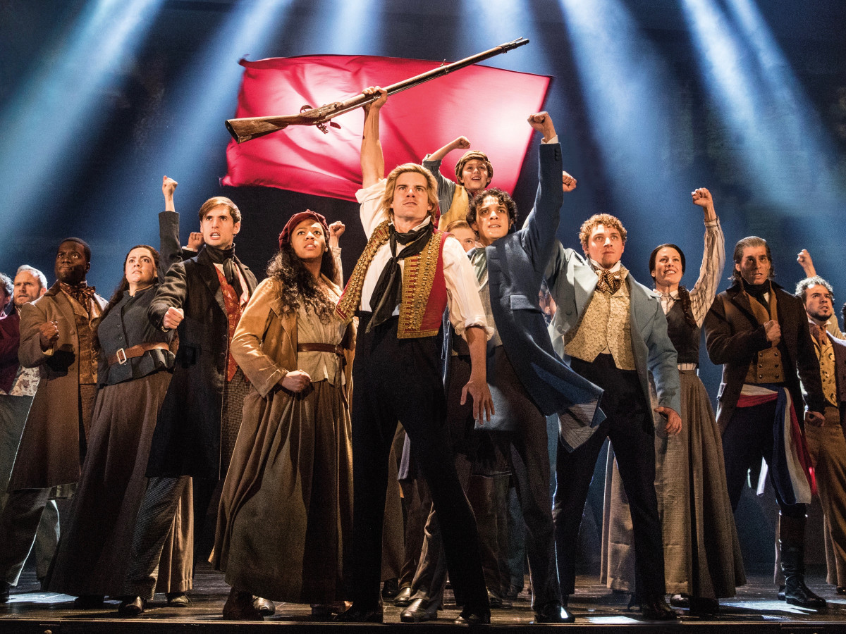 Broadway at Hobby Center-Les Misérables