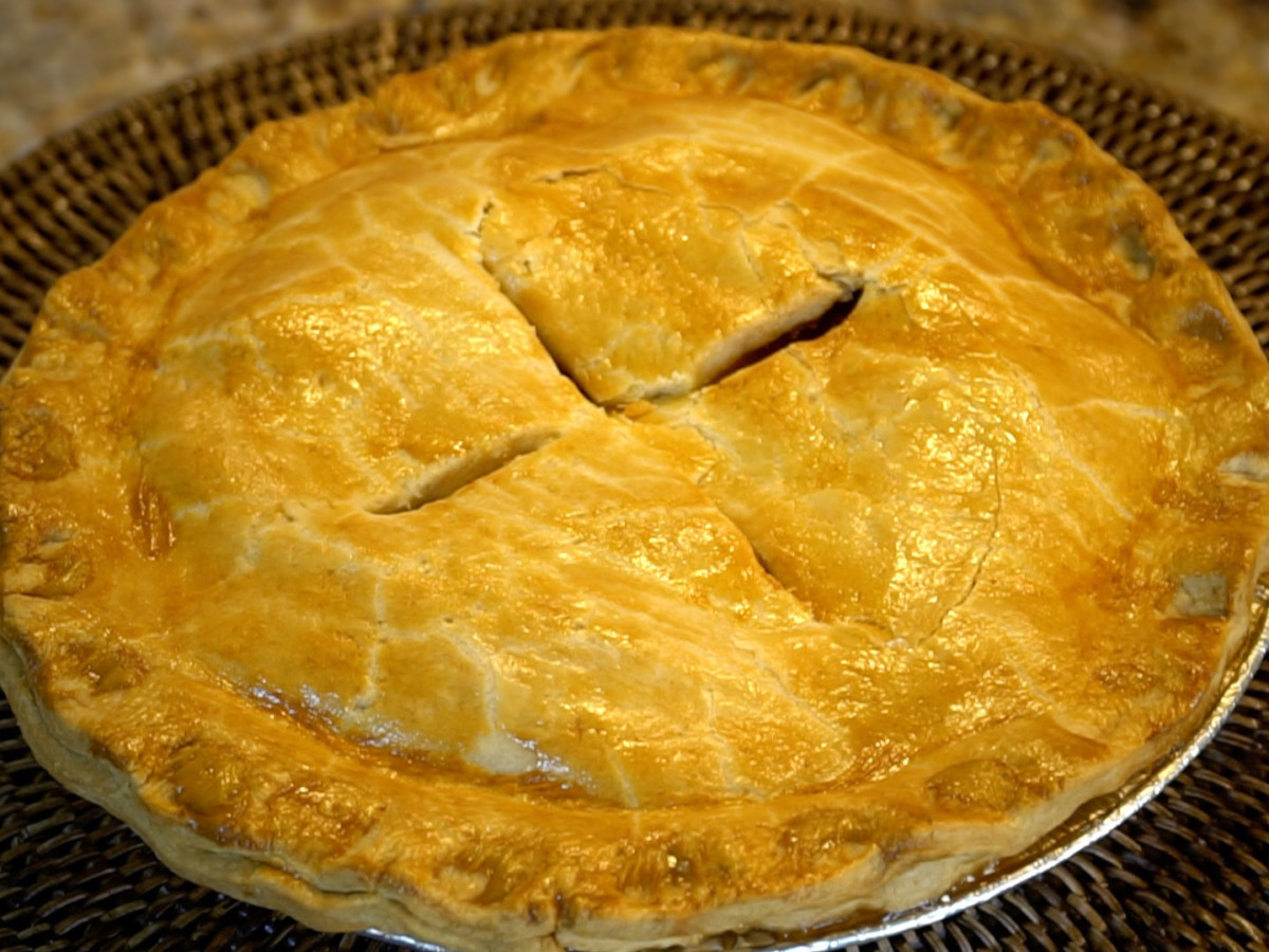 Dean's apple pie