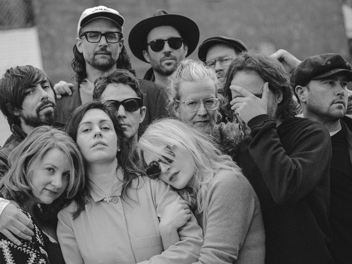 Broken Social Scene In Bloom