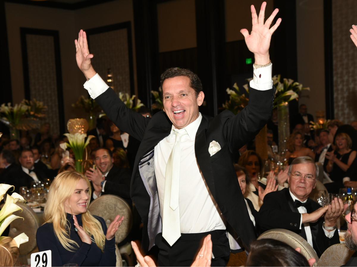 Tony Buzbee's winning bid