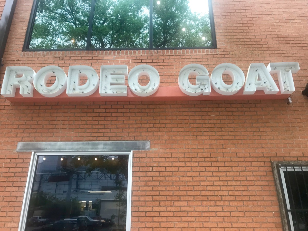 Rodeo Goat Houston exterior