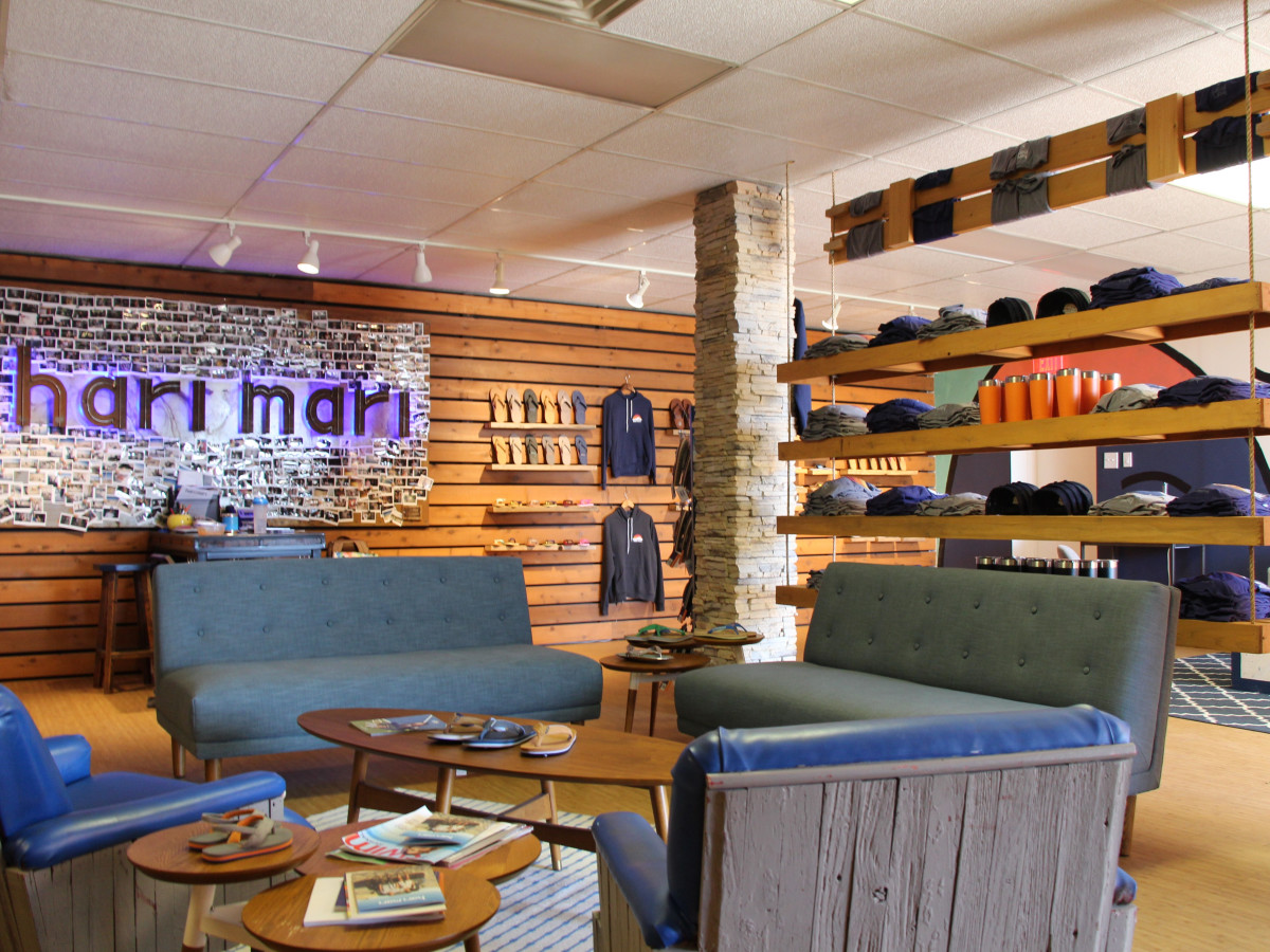 Hari Mari Dallas store