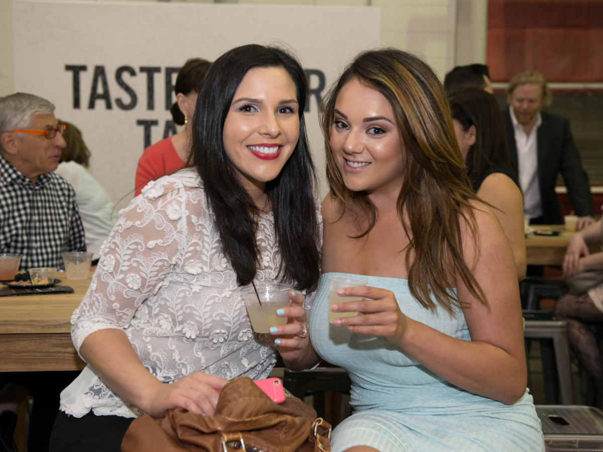 Houston, Tastemakers, May 2015, Melodie Adams, Cecily Ojeda