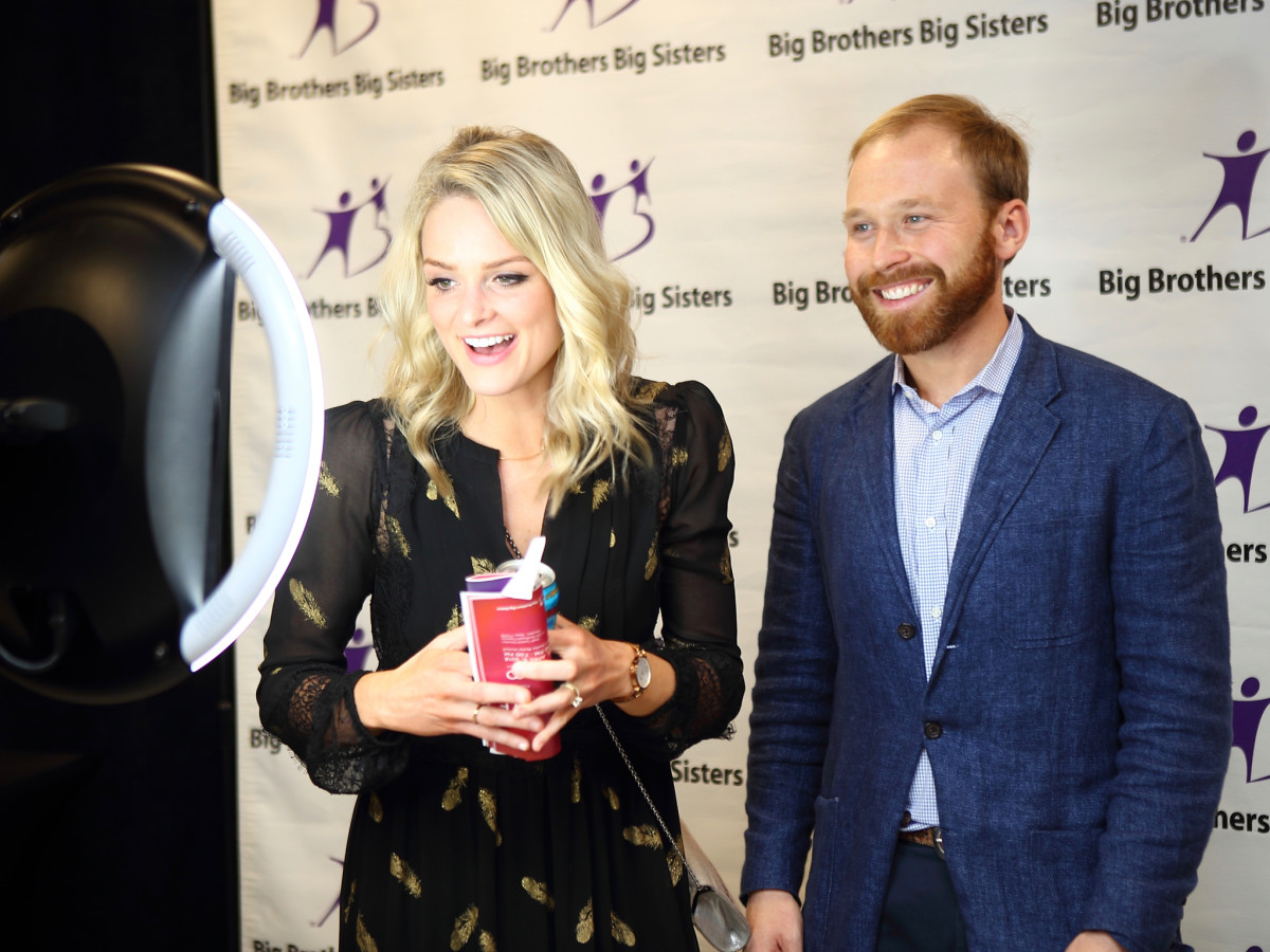 Big Brothers Big Sisters Big Taste 2018 Sarahbeth and Pierce Bush