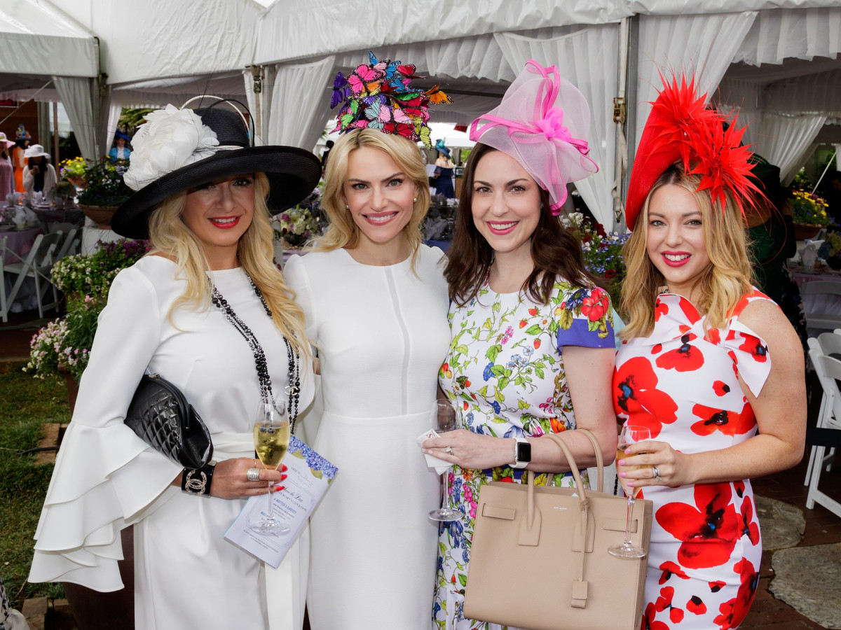 Mad Hatters 2018, Treena Georgiadis, C.C. Alexander, Kate Boatright, Lydia Inboden