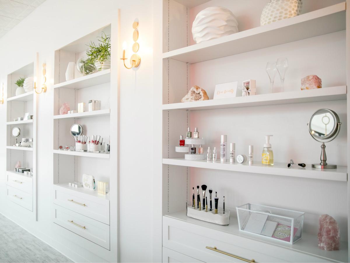 Eleve Cosmetics flagship austin