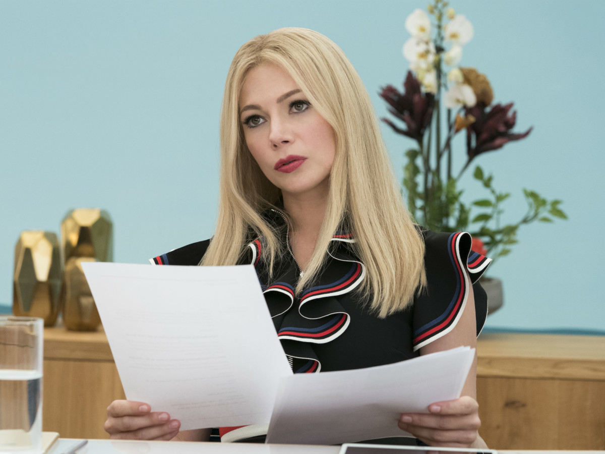 Michelle Williams in I Feel Pretty