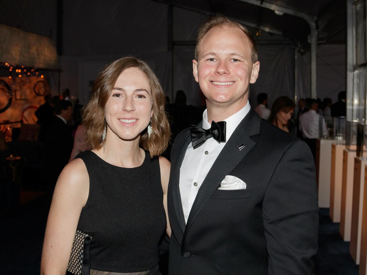 Katarina Bujnoch, Jared Miller