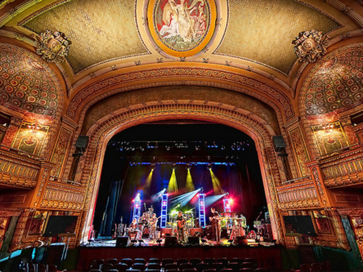 Austin Photo: Places_Arts_Paramount_Theatre_Interior