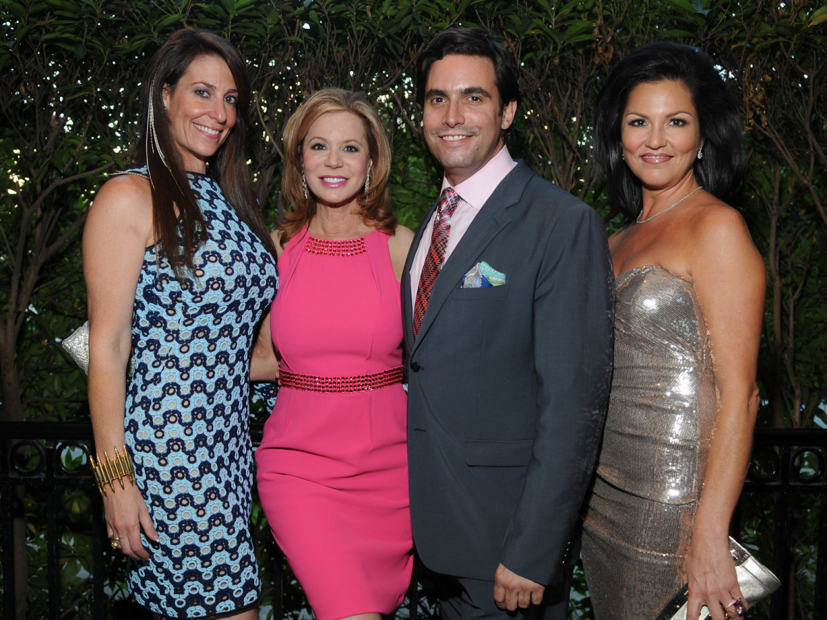 News_Rose Ribbon dinner_Jessica Meyer_Cindi Rose_Sam Governale_Jessica Rossman