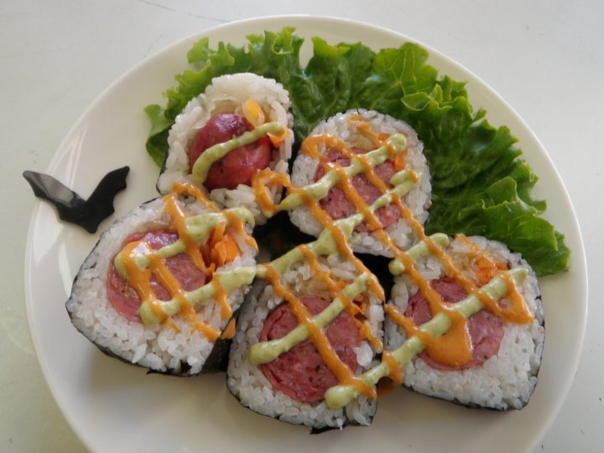 Austin Photo: Places_Food_sushi_a_go_go_roll