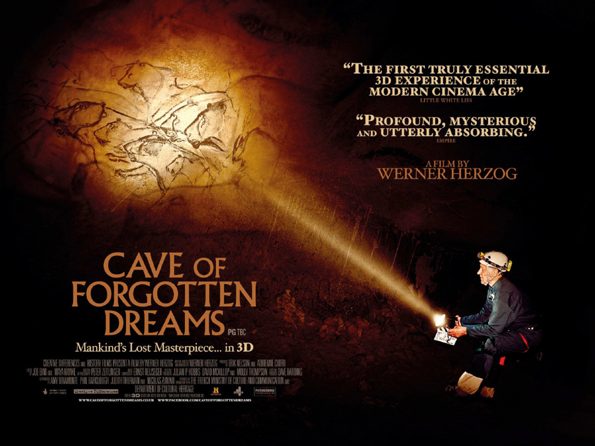 News_Cave of Forgotten Dreams_movie poster