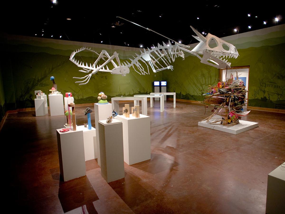 Austin photo: Places_Arts_Okay_Mountain_Gallery_Exhibit
