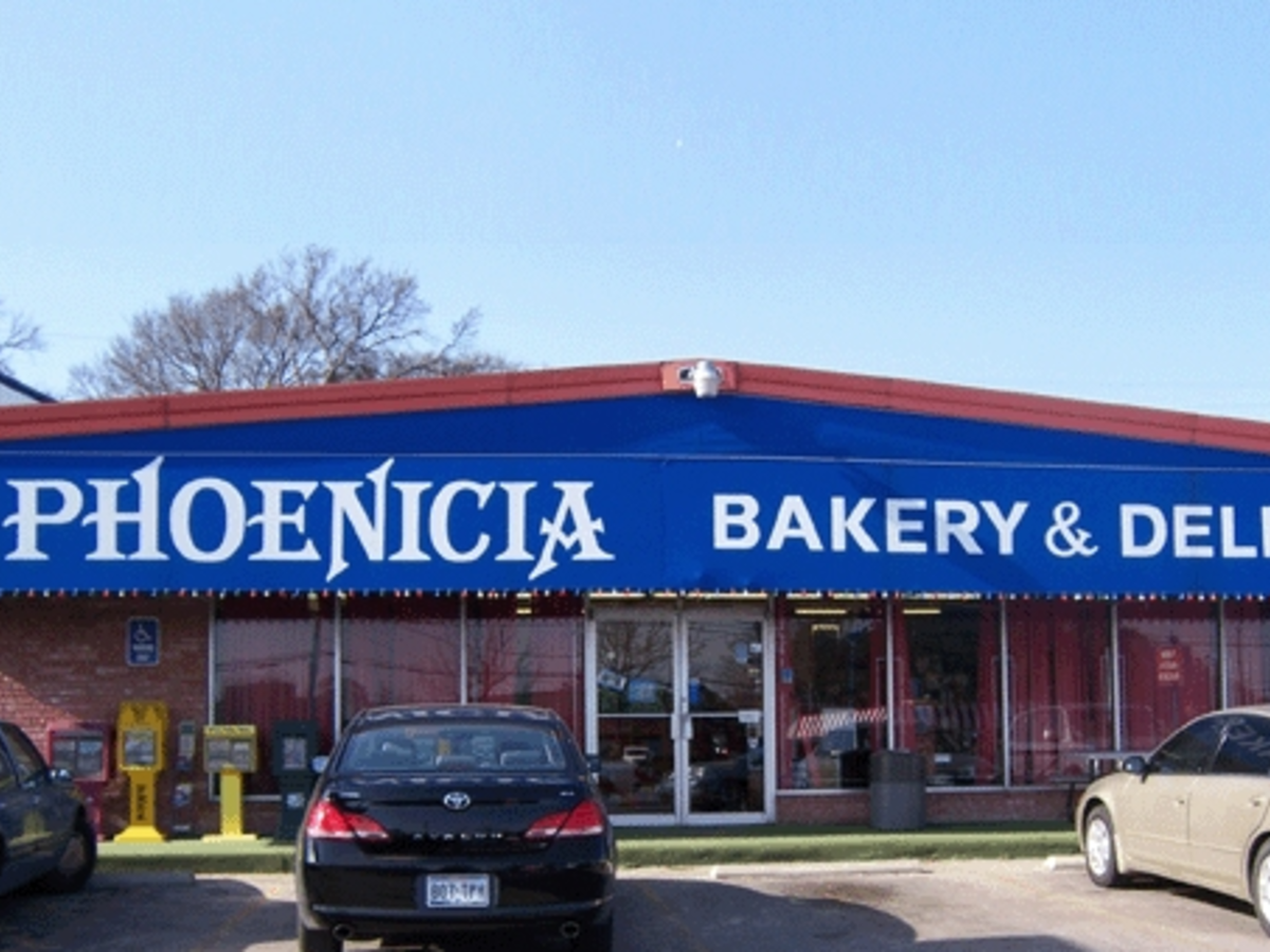 Austin Photo: Places_Food_phoenicia_bakery_deli_exterior