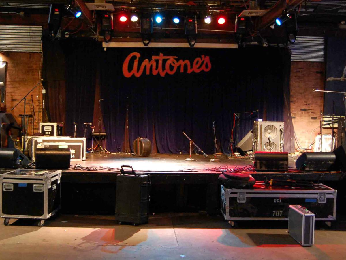 Austin Photo: Places_Live Music_Antone's_Stage