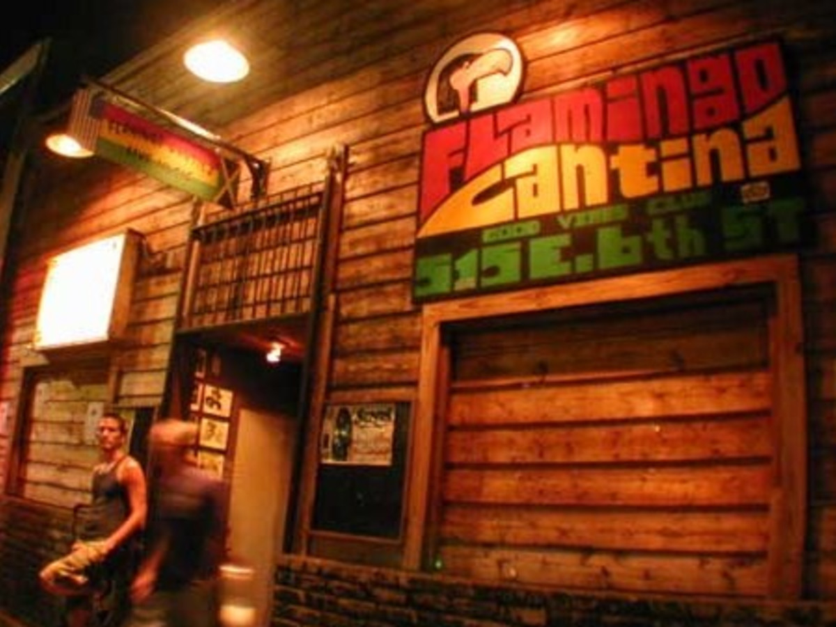 Austin photo: Places_Music_Flamingo Cantina_Exterior