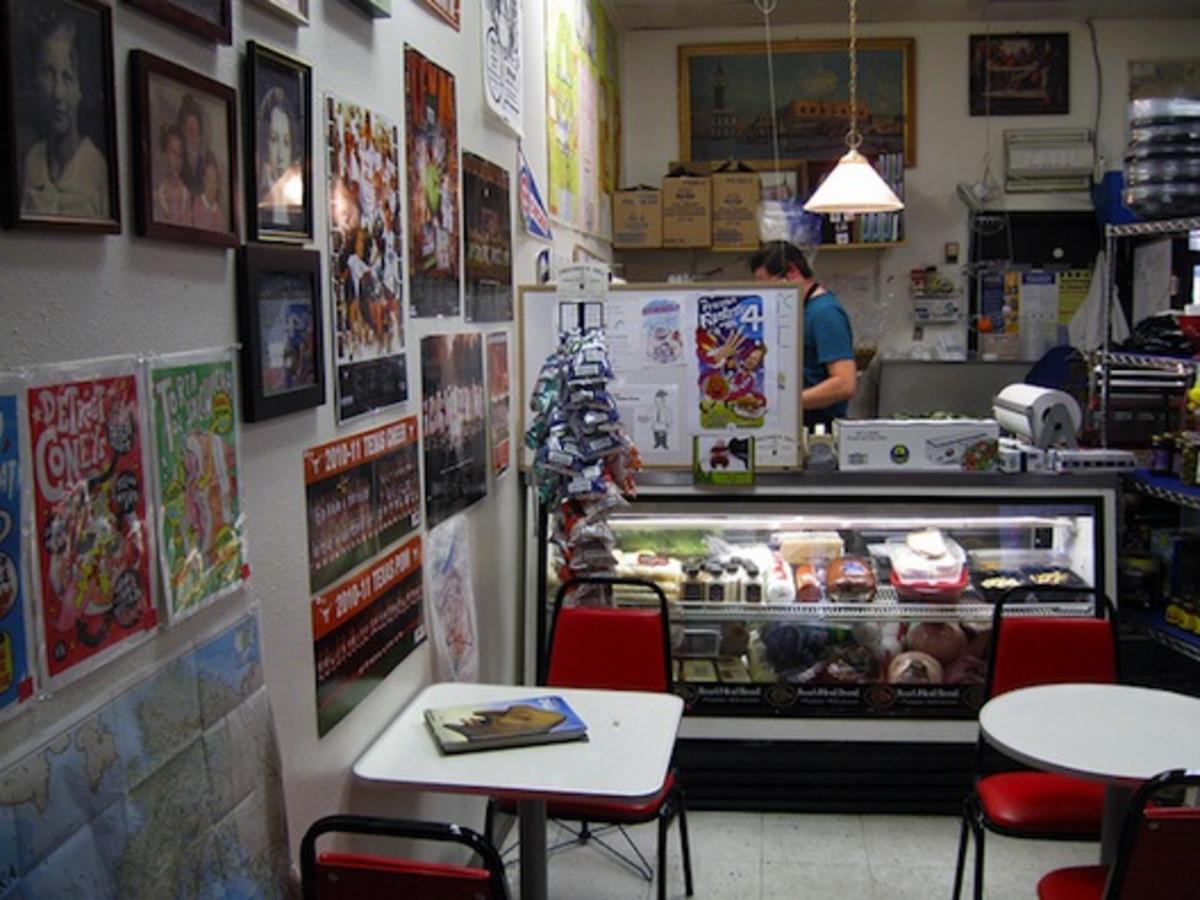 Austin photo: Places_Food_Fricano's Deli_Interior