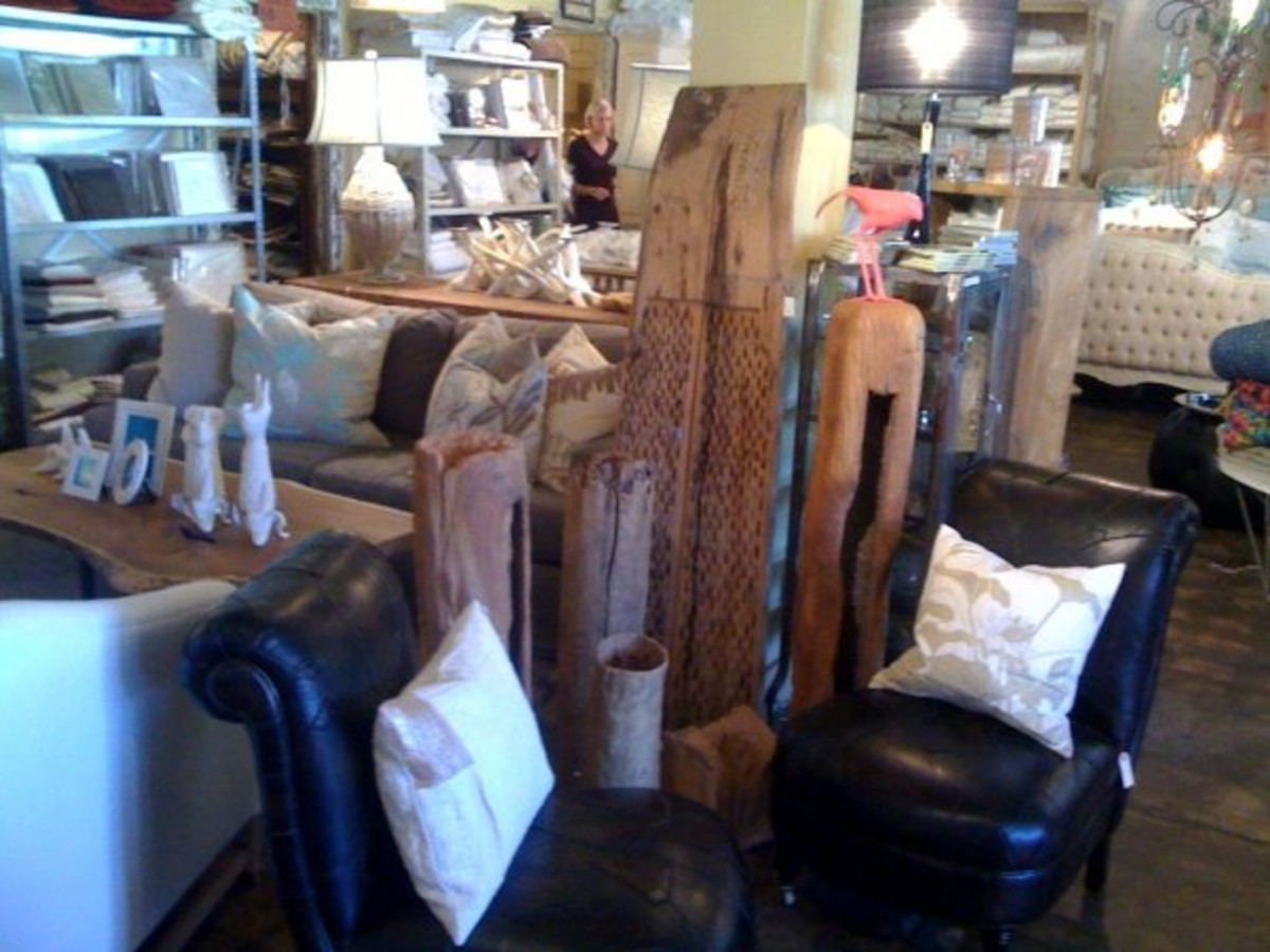 Austin Photo: Places_shopping_wildflower_organics_interior