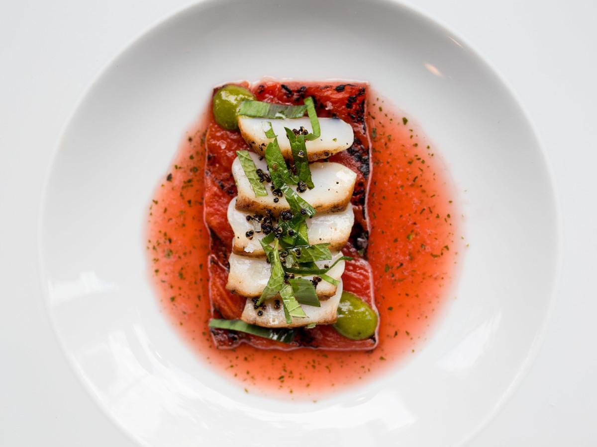 Indie Chefs Week food