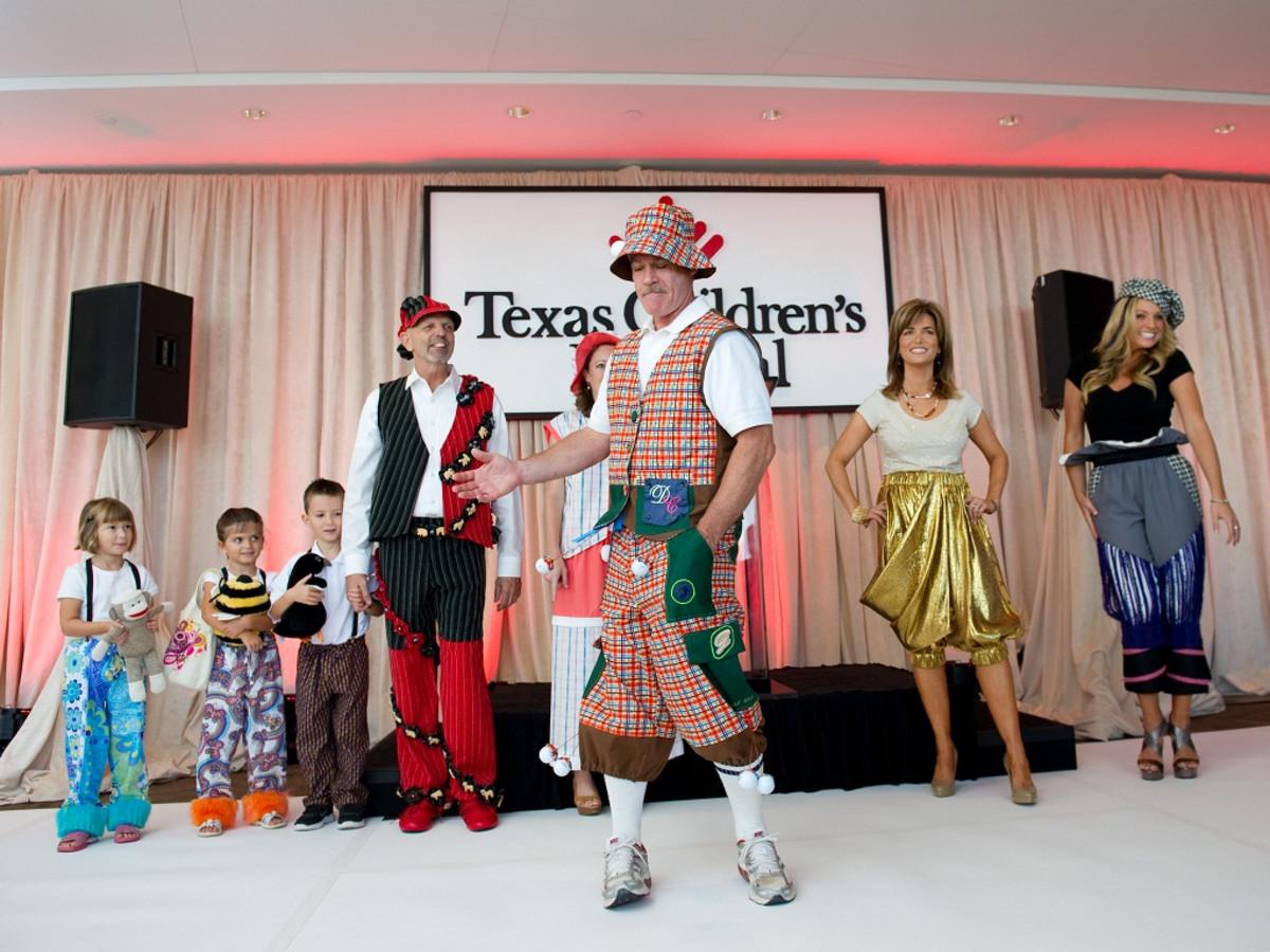 Bad Pants, Tom Koch, Texas Children's Hospital, 2012
