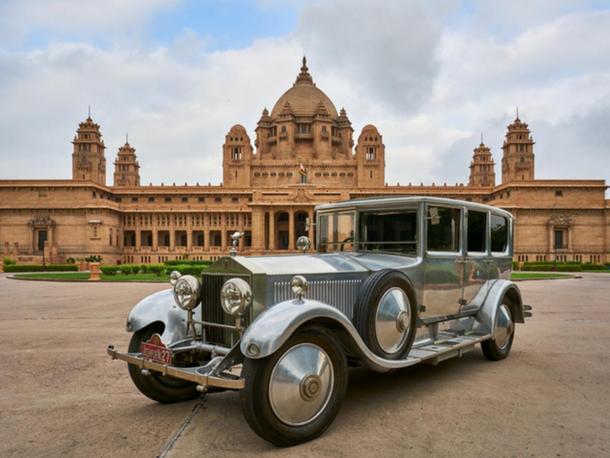 Rolls-Royce Phantom with Coachwork by Windovers of London
